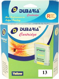 Dubaria 13 / C4817A Cartridge - HP Compatible For Use In Business Inkjet Business Inkjet 1100dtn ,cp1700d , Officejet 9120 ,2600,2280,K850 ,1100d , Single Color Ink