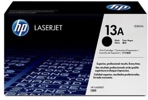 HP LaserJet Q2613A Black Print Cartridge