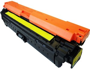 Dubaria 742A Yellow Toner Cartridge Comaptible For HP 307A / CE742A Toner Cartridge For Use In Color LaserJet Professional CP5200, CP5225, CP5225dn, CP5225n Single Color Toner