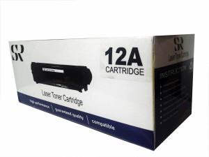 SR Toners Q2612A Single Color Toner