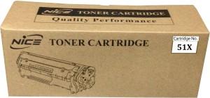 Nice NICE 51X / Q7551A Toner cartridge HP P3005, P3005d, P3005n, P3005dn, P3005x, M3027, 3027x Single Color Toner