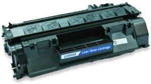 Best 4U 05A toner Cartridge compatible for Hp laserjet P2030/2035/2035d/2050/2055d/2055n/2055x Single Color Toner