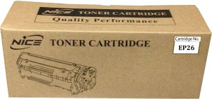 Nice NICE EP26 Toner Cartridge Canon 2,500 A4 pages Single Color Toner