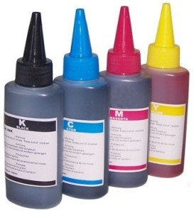 Fine Print For Hp, Canon, Brother and Epson Printers Multi Color Ink