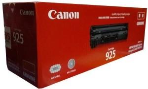 Canon 925 BLACK LASERJET TONER CARTRIDGE Single Color Toner