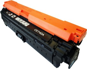 Dubaria 740A Black Toner Cartridge Comaptible For HP 307A / CE740A Toner Cartridge For Use In Color LaserJet Professional CP5200, CP5225, CP5225dn, CP5225n Single Color Toner