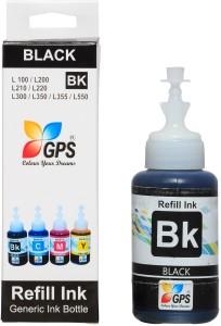 GPS L100,L110,L200,L210,L300,L350,L355,L550,L555 Single Color Ink