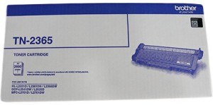 Brother TN2365 Single Color Toner