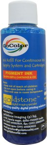 Gocolor Universal Pigment 100 ml (for HP / Canon / Epson) Single Color Ink