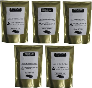Morel Toner Powder 1230D for use in Ricoh Aficio 1015 1018 2016 2020