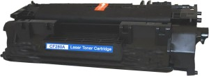 Inddus CF280A/80A toner Cartridge for Hp laserjet pro 400 MFP M425dn, 400 MFP M425dw, 400 Printer M401d, 400 Printer M401dn, 400 Printer M401dne, 400 Printer M401dw, 400 Printer M401n (Black) Single Color Toner