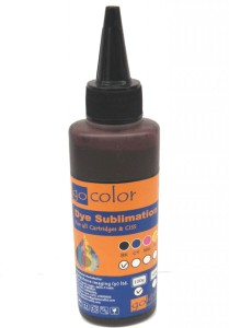 Gocolor Sublimation 100 ml Single Color Ink
