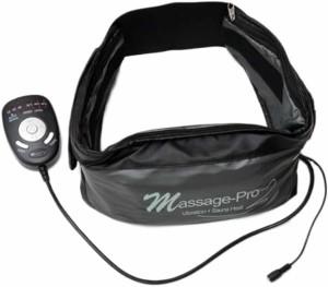 bb0873508f3 Wonder World Vibrating Weight Reducing Heavy Duty Massage Pro Slimming Belt  Black Best Price in India