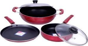 KG Star 5 PCS NON STICK INDUCTION BOTTOM Cookware Set