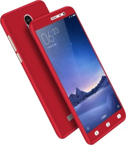 outlet store 49241 adff6 5PLUS Back Cover for Lenovo K6 PowerRed, Back Cover
