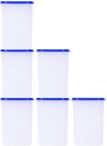 Tallboy Space Saver Madular 6PC  - 2400 ml Plastic Multi-purpose Storage Container