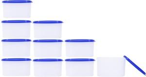Tallboy Space Saver 10PC  - 600 ml Plastic Multi-purpose Storage Container