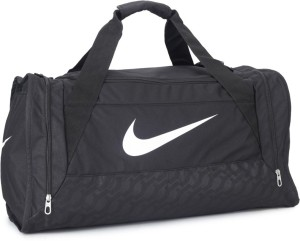 2ad3025786 Nike Travel Duffel Bag Black Best Price in India