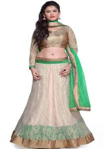 d1e1f554e15 V J Fashion Net Self Design Semi stitched Lehenga Choli Material Best Price  in India | V J Fashion Net Self Design Semi stitched Lehenga Choli Material  ...