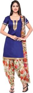 Paroma Art Cotton Printed Salwar Suit Dupatta Material