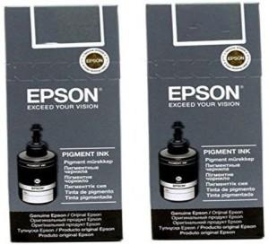 Epson Ink T7741 Black Ink Pack of 2 For M100/200 Single Color Ink