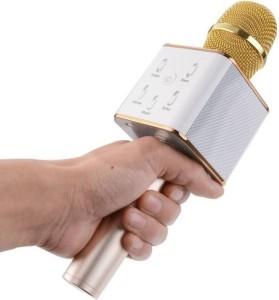 HashTag Glam 4 Gadgets HT7 Handheld Karaoke with Inbuilt Speaker Microphone