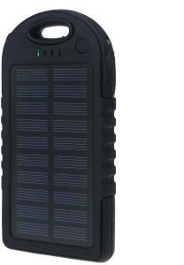Shrih SH-03534 Portable Waterproof Shockproof Solar Charger 8000 mAh Power Bank