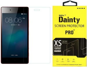 Dainty Tempered Glass Guard for Lenovo Vibe Shot (5 inch)