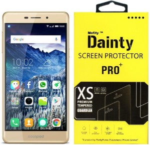 Dainty Tempered Glass Guard for Coolpad Mega 2.5D (5.5 inch)