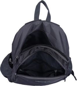 Integriti Classic Office College School Backpack - 35 litre Grey BackpackGrey fbf841b0a86f7