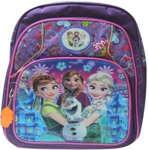 Siltason Shakti Frozen Waterproof School Bag ( Multicolor 17 inch ) bb356b5855605