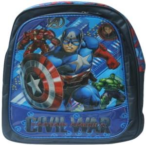 Siltason Shakti Avengers Waterproof School Bag ( Multicolor 18 inch ) 12b640574c354