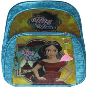 Siltason Shakti Disney Princess Waterproof School Bag ( Multicolor 18 inch ) 957a7da054c82