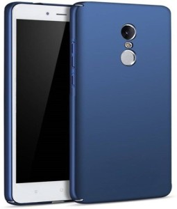 new concept 59adc 35aa1 Ridhaniyaa Back Cover for Mi Redmi Note 4Royal Blue