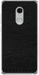 Printvisa Back Cover for Xiaomi Redmi Note 4 (2017 Edition)
