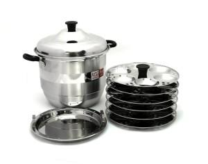 kcl 36 Idly Steamer Cookware Set