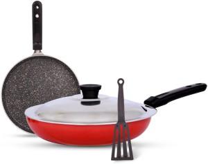 Chef Master 4pcs Non Stick Cookware Set