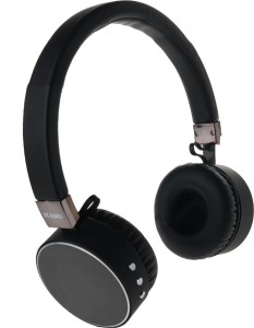 A Star KIBA METALIC KD-808 Black Color Wireless Bluetooth Gaming Headset With Mic