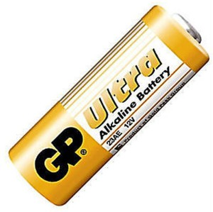 GP 12V 23AE Rechargeable Alkaline Battery