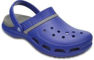 5c1072c60 Crocs Men Cerulean Blue Smoke Clogs Best Price in India