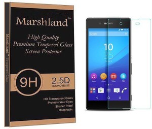 Marshland Tempered Glass Guard for SONY Xperia z5 prime