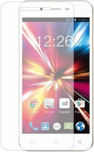 MeepHong Tempered Glass Guard for Micromax sLiver 5 Q450