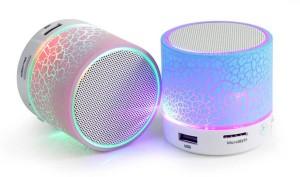 PREMIUM E COMMERCE Portable Bluetooth Mobile/Tablet Speaker (Blue, 2.1 Channel) Speaker Mod