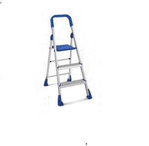 Kohinoor Aluminium Ladder With Platform Hand Rail Best Price