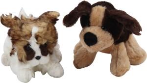 Galaxy World Two Puppies  - 10 cm