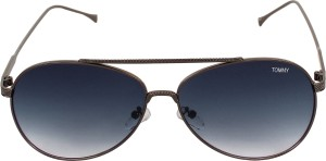 ea6668f384df Tommy fashion SV 2045 Aviator Sunglasses Blue Best Price in India ...