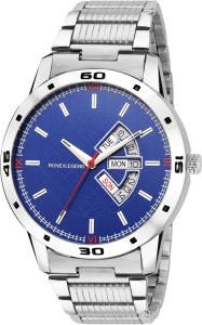 Ronexlegend RND 1617S DAY & DATE BLUE DIAL ANALOG RND 1617S Analog Watch  - For Boys