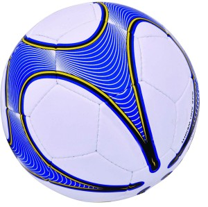 Shrih Synthetic Rubber 32 Panels Football -   Size: 5