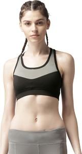 d837925d83eb4 2Go by 2GO Stamina Women s Sports Black Grey Bra Best Price in India ...