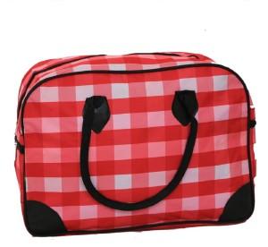 Kuber Industries Unisex Elegent Handheld Spacious Bag Travel Duffel Bag